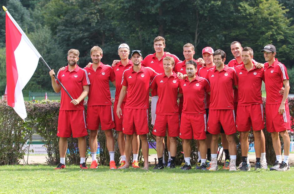 Die 1.Herren (Tennis) - 1. Tennisbundesliga 2015