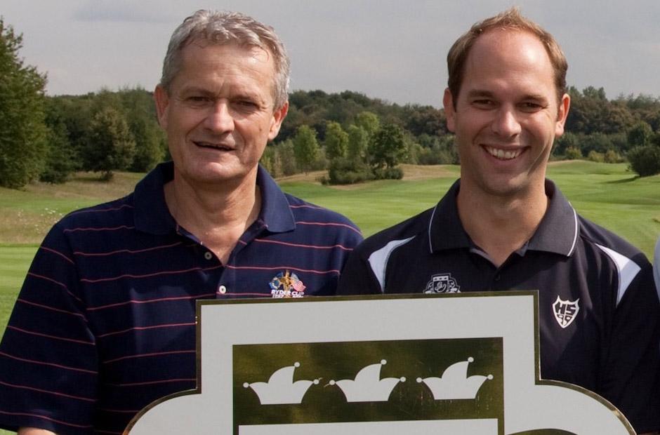 Sportshop99 als Textilsponsor beim Charity Golf-Event für die Goldenen Jungs