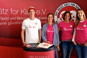 """Sportshop99 ist Charity-Partner für """"Hätz for Kids e.V."""""""